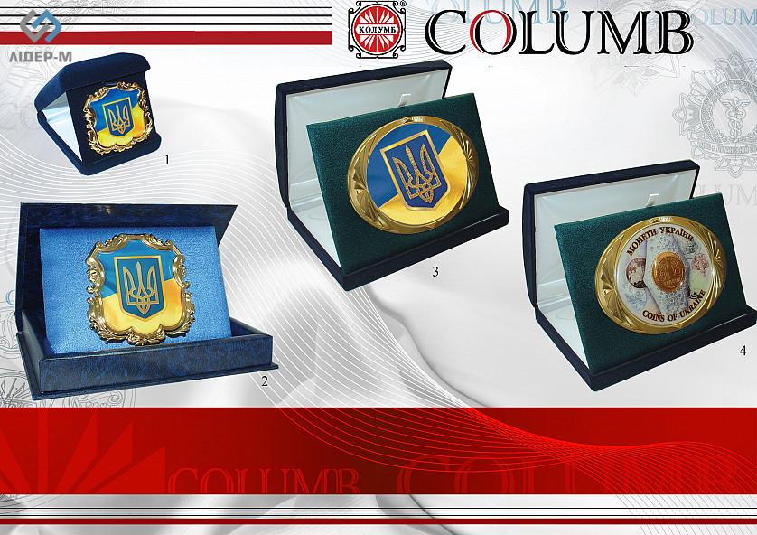 Сувенірна продукція з символікою України зображення 2