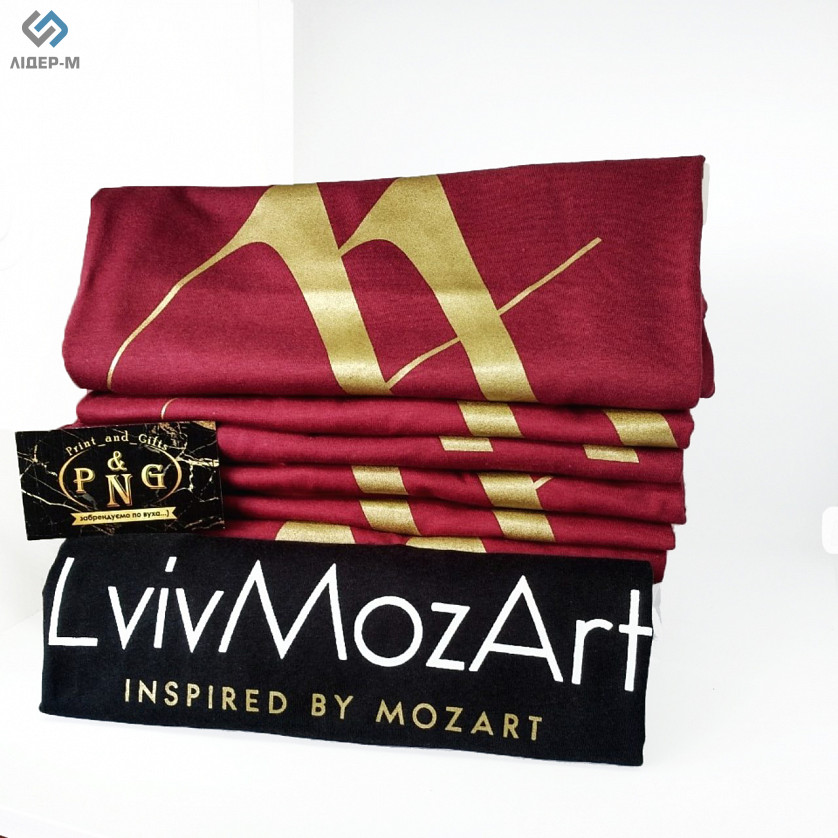 Друк на футболках зображення 1