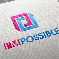 """Логотип """"I'm possible"""""""
