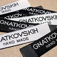 Бірки для Gnatkovskih shoes