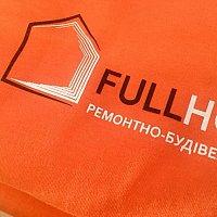 Футболки з логотипом для будівельної компанії
