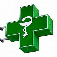 Аптечные кресты (не световые, световые, светодиодные).