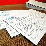 Медичні картки для клієнтів